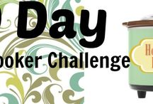30 Day Slow Cooker Challenge