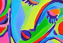 cara Abstracto