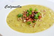 ZUPY / przepisy na zupy, kremy, soups