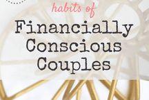 Couples Saving Money
