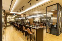 Stations Restoran // Quasar İstanbul Fairmont