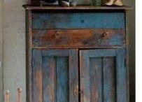dining room (dresser)