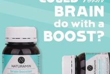 Naturamin Products / Naturamin Brain Booster is a scientifically formulated supplement clinically proven to improve brain function and cognitive performance.