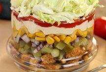 Przepisy do wypróbowania / zdrowe dietetyczne żywienie