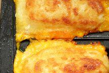toasty raňajky a večere