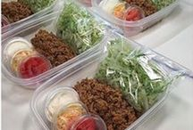 Lunch and Snacks for school and work