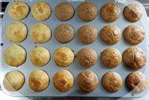 Muffins koolhydraatarme