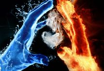 water vs fire