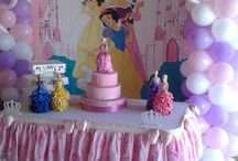 festa das bonecas  princesas