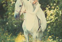 fantasy horses <3