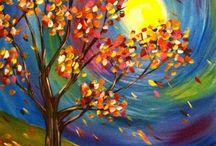 Rajzok...festmények.