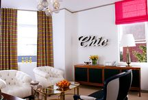 Interiors: Office Space / by Sarah Ehlinger