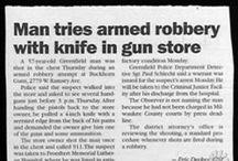 Hilarious Headlines / by Kristina Litvin