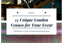 Event Planning / Helpful resources on how to plan and manage beautiful events, with an emphasis on brand and social influencer parties.