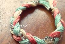 Bracelets / Handmade
