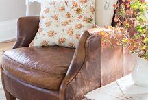 Skórzany fotel (Leather Armchair)