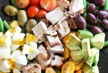 Saladishes yumi / Salad  / by Lana E