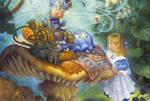 alice in wonerland