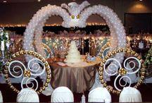 Hochzeit Dekoration