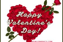 Valentines Day graphics from Cafemoms.com and KewlGraphics.com