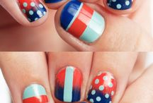 Red White And Blue / by Brooke Willeford