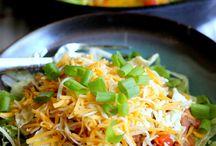 One Pot Meals / by Tanya Schroeder @lemonsforlulu.com