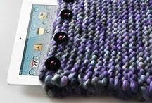 Giant knits / Big, giant knitting and yarn