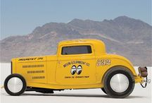 HOT ROD / only hot rods