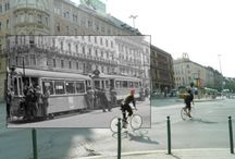 Budapest past & now (2 in 1)
