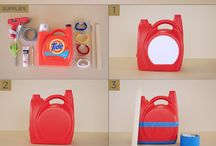 Tide Keepsies / After you clean your clothes, help us clean the planet. Upcycle your Tide liquid bottles into a #TideKeepsies to reduce plastic waste.  / by Tide Laundry Detergent