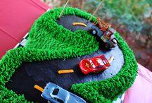 Car themed birthday
