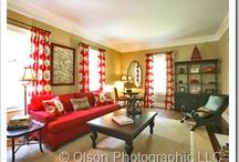 Living Room Ideas / by Melanie Butler
