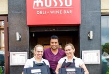 Rosso Italian Restaurant of Glasgow / Rosso Italian Restaurant of Glasgow now delivering piping hot Pizza & Pasta with Sweetheat Heated Delivery Bags