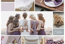 Wedding Color Palettes / Color schemes for your Milwaukee Wedding!
