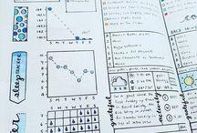 Bullet Journal + Planners