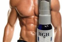 Human Growth Hormone / Human growth human is secreted in the brain naturally. Learn more about how HGH couls help you gain your youthful strength back. Thanks / by Maxwell Kinn