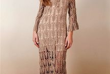 Crocheted & Knitted Gowns, Free Patterns / It seems that a lot of the liveinternet.ru sites for crochet are blocked. hmmm looks like the fundy church mice are trying to block anything that doesn't make you look like a well beaten sack of potaoes / by Theresa Clark