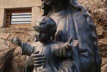 Černá panna, Black Madonna, Vierge noire