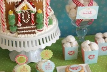 Gingerbread Christmas Party / by Missi Harbaugh
