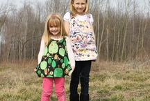 VLC Loves Dressmaking for the Small Children
