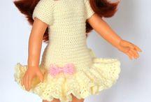 куклы и одежды