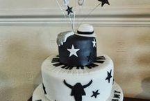 tema bursdags kake