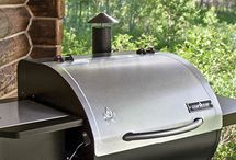 Pellet Grill Cleaning