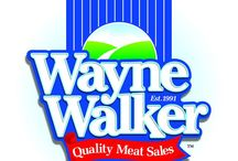 Wayne Walker / Wayne Walker Quality Meat Sales have been selling Quality Fresh Meat from our 3 strong fleet of refrigerated trucks, direct to the public for nearly 20 years. We buy only the Best Quality produce. And because you're buying in bulk from us, means you'll always get great prices as well as the Best Meat your money can buy. Our reputation is second to none and our customers come back time and time again. We Believe in Quality, Value and above all Service. www.onestopweddingshopstaffordshire.co.uk