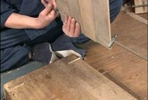 Sashimono, daiku - japanese woodworking