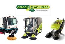 Tennant / Tennant outdoor sweepers