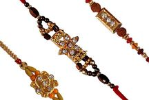 Rakhi Sets / As the month of Shravana or August seems, looking for Raksha Bandhan goes at its full swing