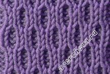 basic knitting patterns