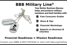 BBB Military Line / by BBB of Northwest Florida