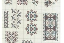 Pattern, ornaments